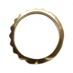 Mociun Jewelry | Half Moon Ring Gold