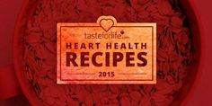 <b>Celebrate Heart Health Month with Healthy Recipes and more! Healthy Cooking, Cooking Recipes, Healthy Food, Heart Healthy Recipes, Healthy Heart, Health Recipes, Heart Health Month, Your Heart, Food To Make