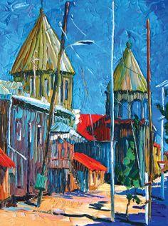 Изобразительное искусство - Visit Gyumri