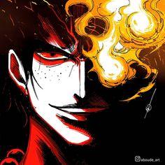 Ace One Piece, One Piece Luffy, Manga Anime One Piece, One Piece Fanart, Ace Sabo Luffy, Japon Illustration, Black Clover Anime, Anime Fnaf, Anime Art