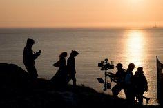 Via  Nick Kenyon @Njkfoto - Shooting on the coast.