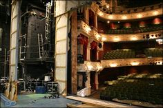 theatre backstage - Google Search