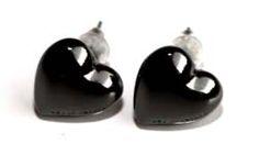 Black Heart - Mustat sydänkorvakorut