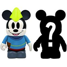 I have to add this to my collection. Disney Vinylmation Park 9 Series Combo Pack Mickey Mouse - 3''