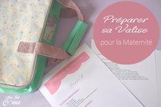 Mon Joli Coeur: Que mettre dans sa Valise pour la Maternité ?