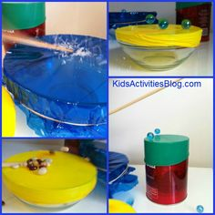 Teaching Kids How Sound is Made - Kids Activities Blog