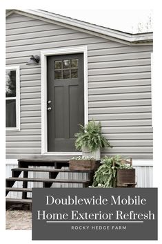 17 Best mobile home doors images in 2019 | Mobile home doors ... Screen Door For Double Wide Mobile Home on doors for split entry homes, fleetwood double wide homes, doors for contemporary homes, horton double wide homes, doors for ranch homes, doors for colonial homes,