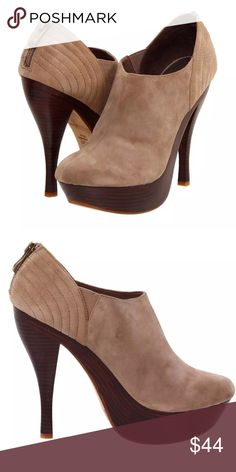 Auri suede shoe boots Shades of brown beauty Auri Shoes Ankle Boots & Booties
