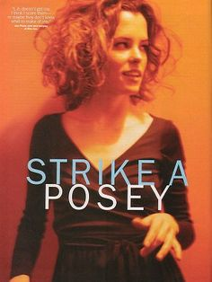 Parker Posey, indie artist supreme! Joey Lauren Adams, Parker Posey, Modern Muse, People Of Interest, My Vibe, Moving Pictures, Celebs, Celebrities, David Bowie