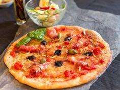 Pizzastein und Grill - ein unschlagbares Duo