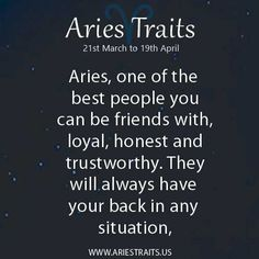 Aries Traits - Aries Personality - Aries Characteristics - Ideas for Aries Men & Women Aries Zodiac Facts, Aries Astrology, Aries Quotes, Aries Sign, Aries Horoscope, Life Quotes, Quotes Quotes, Feminist Quotes, Wisdom Quotes