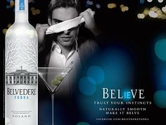Belvedere, the world's first luxury vodka, is authentic and natural, handcrafted the way Polish vodka has been made for over 600 years. The Best Vodka, Trust Your Instincts, Jon Kortajarena, Terry Richardson, Order Up, Fashion Books, Diy Face Mask, Poland, Vodka Bottle