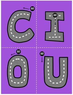 Os hemos preparado este fantástico abecedario o alfabeto para trabajar la motricidad dado su forma de carretera es ideal para los más peques. El control de la motricidad fina es … Transportation Preschool Activities, Learning Activities, Letter Of The Week, Pre Writing, Learning Letters, Busy Book, Numeracy, Projects For Kids, Kindergarten
