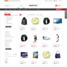Free Bootstrap Shop Template Gallery - Templates Design Ideas | Web ...