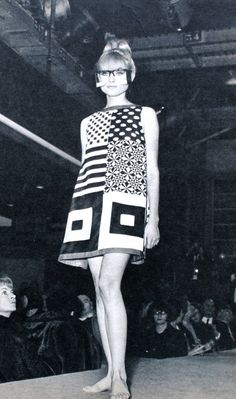 Runway 1960's Fashion Show
