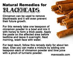 How do you get rid of blackheads? Veggies are Healthy @ http://www.facebook.com/movacado