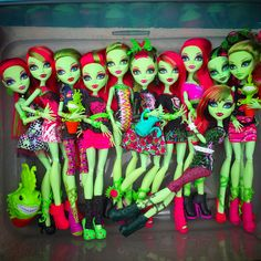 Monster High Beds, New Monster High Dolls, Monster High Crafts, Monster High School, Monster Go, Monster High Art, Monster High Clothes, Ooak Dolls, Art Dolls