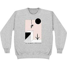 Trey The Ruler Men's Types Of Evil Sweatshirt Grey - http://bandshirts.org/product/trey-the-ruler-mens-types-of-evil-sweatshirt-grey/