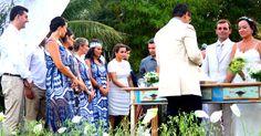 No momento de cerimônia...
