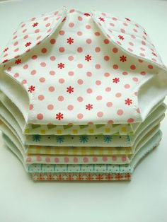 Great quick pattern----dolly diapers: