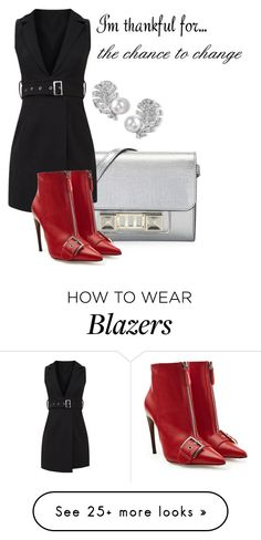 """""""I'm thankfull"""" by cecilia-morgen on Polyvore featuring Proenza Schouler, Alexander McQueen and Chanel"""