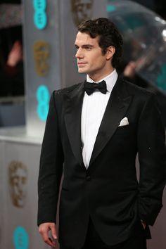 Henry Cavill - The BAFTA Awards 4