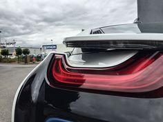 Задние фары BMW i8