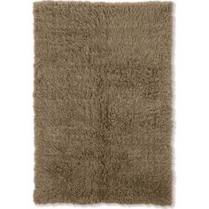 The Conestoga Trading Co. Hand-Woven Brown Area Rug Rug Size: