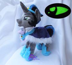 Good King Sombra V3 Glow-in-the-Dark by kiashone.deviantart.com on @deviantART