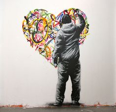 Nuart Street Art Festival 2013 - Indoor (C215, Martin Whatson, Vhils, Daleast, Faith47 and David Choe)