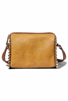 Big Buddha Eliad Butterscotch Cross Body Bag...Lovely Bag for Day or Night!