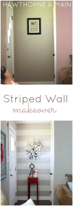 I am still amazed how a little paint can really change the look of an area of my home. The small entry way into our house was in need of a change, big time. Today I am going to show you how I changed the look of my entry way with a little paint....Read More »