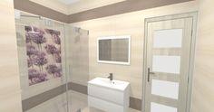 Bathroom Tile Designs, Corner Bathtub, Alcove, Color, Colour, Corner Tub, Colors