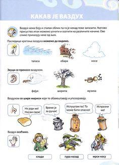 Science For Kids, Art For Kids, Starting School, Teaching Kindergarten, Serbian, Preschool Activities, Schools, Crocheting, Language