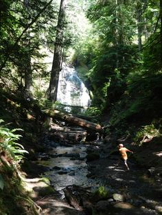 Five things to do with kids in Moran State Park, Orcas Island WA