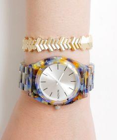 9822a36fdd THE TIME TELLER ACETATE(腕時計)|NIXON(ニクソン)のファッション通販 - ZOZOTOWN