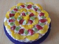 KRTKOVA TORTA NA PLECHU   Mimibazar.sk Pie, Desserts, Food, Torte, Tailgate Desserts, Cake, Deserts, Fruit Cakes, Essen