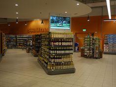 Edeka supermarket Dusseldorf 20