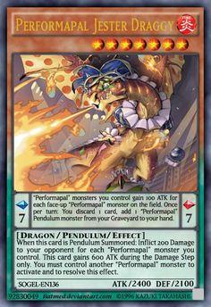 Performapal Jester Dragon