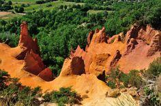 A #Roussillon, l'ocre est roi ! #couleur #luberon #paca #provence