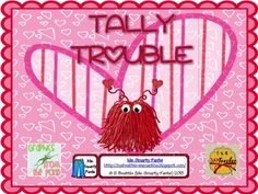 FREE! Tally Trouble Common Core