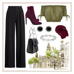 """""""🍀"""" by besio ❤ liked on Polyvore featuring Giuseppe Zanotti, 3.1 Phillip Lim and Thomas Sabo"""