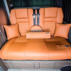 "Traditional ""Lux"" Conversions - New Wave Custom Conversions Vw T5 Interior, Motorhome Interior, Campervan Interior, Vw Camper Conversions, Vw T5 Forum, T2 T3, Vw Lt, General Motors, Land Rover Defender"