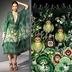 Catalina Estrada's collaboration with Brazilian label Anunciacao