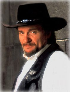 "Waylon Jennings -- truly one of the  greats! (Also loved him as the  narrator on ""Dukes of Hazzard."")"