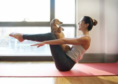 An #amazingly #trendy form of #yoga that enhances the bond between dog and their owner. #BestYogaTeacherTraininginRishikesh offers best of #yogalessons that are trendy and beneficial to #mind, #body, and #soul.