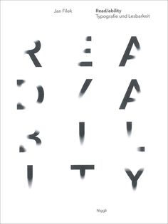 Read / ability - typography