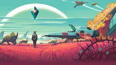 Il est là ! Repoussé plusieurs fois, No Man's Sky est disponible depuis quelques jours sur Playstation 4 et PC. Comment ça vous n'avez jamais entendu parlé de ce jeu incroyable qui propose aux joueurs d'explorer l'espace à bord de son vaisseau à la découverte de planètes ? On ne parle pas ici de deux ou trois mondes à visiter mais plutôt de plus de 18 trilliards !