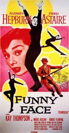 Audrey Hepburn movie posters | Audrey Hepburn Movie Reproduction Posters