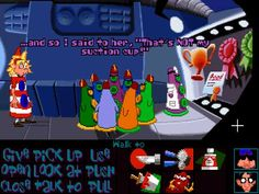 Day Of The Tentacle on the PC. One of the greatest adventure games ever.